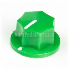 10x Green Fluted MXR Style Knob for guitar pedals