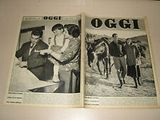 OGGI=1955/49=ARTHUR HONEGGER=GIUSEPPE PREZZOLINI=ZAMBANA=MARINA COPPI=TOTO ECT