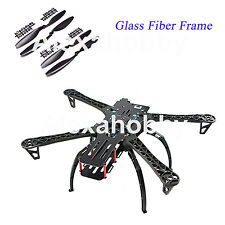 X500 500 Glass Fiber Frame Kit + Landing Gear 1045 propeller for TBS Quadcopter