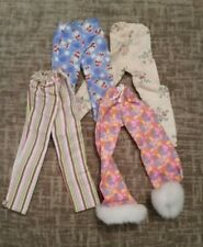 Barbie clothes night lounge pyjama pants lot