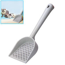 New Cat Litter Scoop Plastic Kitten Dog Pets Wastes Poop Durable Cleaning Shovel