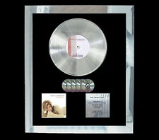 KELLY CLARKSON THANKFUL  MULTI (GOLD) CD PLATINUM DISC FREE SHIPPING TO U.K.