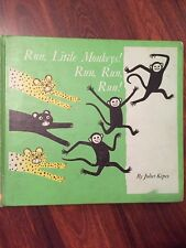 Run, little monkeys! Run, run, run!, Kepes, Juliet, Acceptable Book