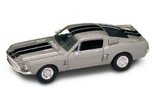 New In Box  Road Signature 1/43 Scale  Diecast 1968  SHELBY Mustang GT 500-KR