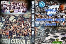 DVD ULTRAS NAPOLI ON TOUR IN CHAMPIONS LEAGUE 2011 -2012  ||| CURVA A |||