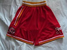 Authentic NYC Rucker Park EBC Reebok Classic Basketball Shorts - Size Small / S