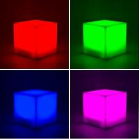 Mood Cube Colour Changing Desk Lamp