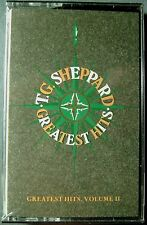 T. G. Sheppard Greatest Hits Volume II (Cassette, Warner) NEW