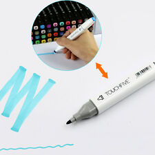 1X Artist Double Headed Marker Design Mark Pen Animation Paint Draw Sketch Copic