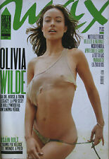 MAX 1 2011 Olivia Wilde Usain Bolt Eros George Holz Take That Bloody Beetrots