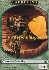 2x Token - Saproling (Spielstein Saproling) Modern Masters Magic