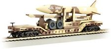 18344 Wagon militaire US Army 52 Desert avec Missile HO 1/87