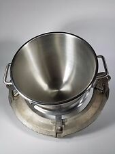 New 30 Qt. Hobart Bowl Used Adapter Reducer for 80 Qt Hobart Mixers M802 or L800