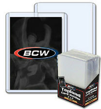 BCW Premium 3x4 Toploaders -- Pack of 25 -- Brand New