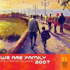 We Are Family 2007 Various CD/DVD New Factory Sealed