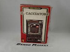 GIG GIOCO PORTATILE IL CACCIATORE GAME & WATCH CONSOLE HANDHELD VINTAGE TOY