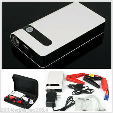 Portable 10000mAh Car Jump Starter Booster Battery Charger Emergency Power Bank