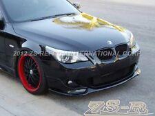 BMW E60 HG Type Front Bumper Spoiler Carbon Fiber Lip (2006-2010 M5 only)