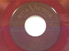 "ALLAN JONES ""ROSALIE / WHAT IS THIS THING CALLED LOVE"" 45 RED VINYL"