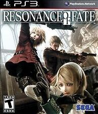 Resonance of Fate (Sony PlayStation 3, 2010) DISC IS MINT