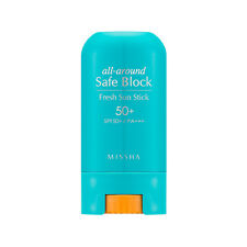 [Missha] 2017 All-around Safe Block Fresh Sun Stick SPF50+ PA+++ 13g