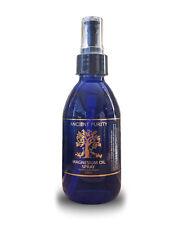 Magnesio Spray Aceite 200ml (procedente de antiguos Zechstein lecho marino) Frasco De Vidrio