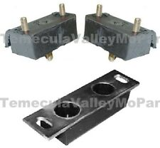 Engine & Transmission Mount Set for 1966-1971 Dodge Trucks