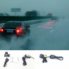 Details about  CAR Red LED DRL Laser Fog Light(Reverse /Brake /Regular) for VOL