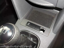 VW GOLF MK5 + MK6 - SWITCH BUTTON BLANK INSERT - OUTER SWITCH - 2006- GENUINE VW