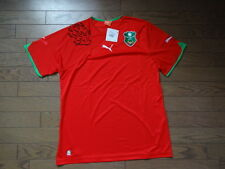 Malawi 100% Original Soccer Jersey Shirt L BNWT 2010 Home Extremely Rare