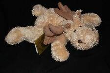 Barbara Bukowski Design The Old English Teddy kuschelig Elch HELGE  27cm NEU