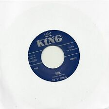 FIVE ROYALES    THINK / DEDICATED TO THE ONE I LOVE  KING Re-Issue/Re-Pro   R&B