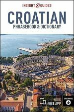 Insight Guides Phrasebooks: Insight Guides Phrasebook - Croatian by APA...