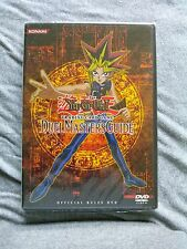 YU-GI-OH ! - Duel Masters Guide - Official Rules - DVD *** BRAND NEW ***