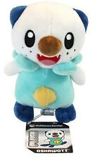 "Nintendo Pokemon Oshawott Mijumaru Soft Plush Toy Stuffed Animal 6"" NWT"
