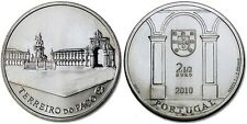 2,5 EURO PORTUGAL 2010 UNC - PLACE DU PALAIS/PLACE DU COMMERCE
