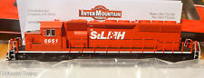 InterMountain HO #49367-03 (Rd #5651) EMD SD40-2 w/DCC Non Sound StL&H