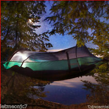 Tree Tent Hanging House Sky Bed Hammock Floating Suspended Connect Flight Camp