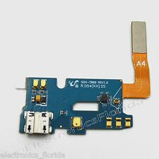 Charging Port Dock Connector USB Flex Cable SGH-T889 for Samsung Note 2 b316