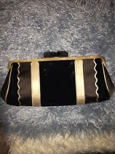 Burberry London Velvet Clutch $1250