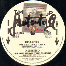 VARIOUS (OUTHERE BROTHERS / U.S.U.R.A DIS-COVER / D-STRESSED) - Promo Mix 39