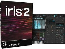 IZOTOPE IRIS 2 SAMPLE-BASED SYNTHESIZER