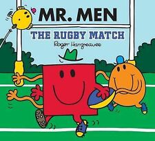 Mr Men the Rugby Match Egmont Books Paperback / softback 9781405278768