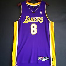 100% Authentic Nike Kobe Bryant 2000 - 01 Lakers Pro Cut away Jersey Size 46