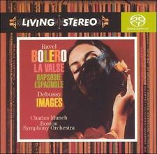 Ravel: Bolero / La Valse / Rapsodie Espagnole ~ Munch, New Music