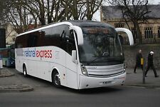 National Express liveried FJ60HYT 6x4 Quality Bus Photo