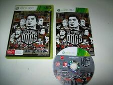 Sleeping Dogs Great  Xbox 360 Game