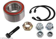 VW Golf Mk2 Mk3 1.4 1.6 1.8 1.9 TDi 2.0 Front Wheel Bearing Kit New 331598625A