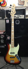 Revelation rbj67, 4 CORDE ELECTRIC BASS, Sunburst, Maple Neck, blocchi, NUOVO