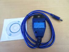 KKL VAG 409.1 USB Cable ECU Scan Diagnostic Interface Alfa Fiat PC win 7